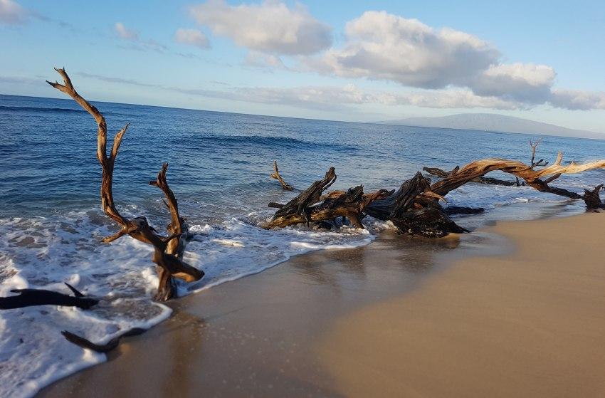 Každá z pláži mala niečo do seba