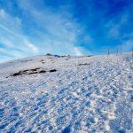 Výstup na Ďumbier v zime